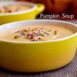 Pumpkin Soup recipe