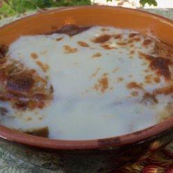 Mimz's French Onion Soup recipe