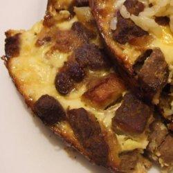 Bobotie (Beef Pie) recipe
