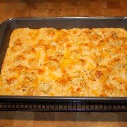 Creamy Cheesy Potatoes recipe