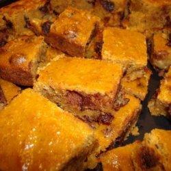 Pumpkin Chocolate Bars recipe