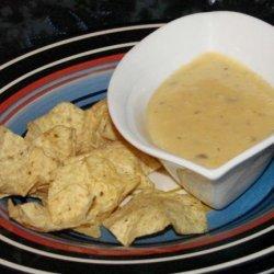 Cheese Fondue Dip recipe