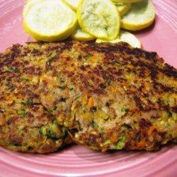 Veggie Tuna Burgers recipe