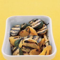 Grilled Zucchini and Squash recipe