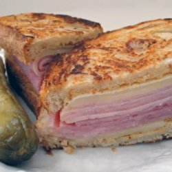 Low Fat Panini recipe