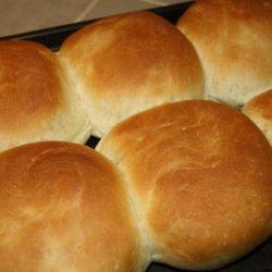 Grandpa's Bread recipe