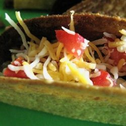Easy  Chicken Tacos (Low Fat if You Choose Soft Shell over Hard) recipe