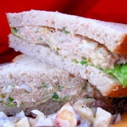 Tuna Salad (Betty Crocker?) recipe