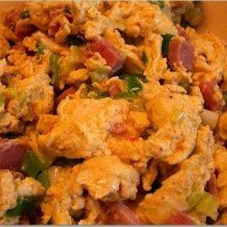 Breakfast Denver Sandwiches recipe