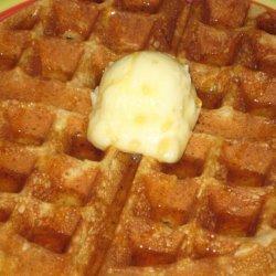 Waffles W/ Wheat Flour recipe