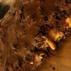 Chocolate Peanut Butter Cookie Bars recipe