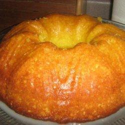 Lemon Jello Cake recipe