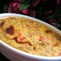 Spicy Sausage Pie recipe