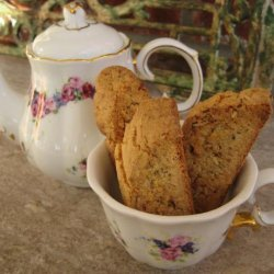 Lemon and Anise Biscotti recipe