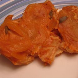 Cheesy Salsa Potatoes recipe