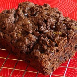 I Can t Believe It's  a Zucchini Bread! recipe