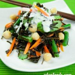 Sour Cream Salad Dressing recipe