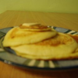 Pancakes With Cottage Cheese recipe