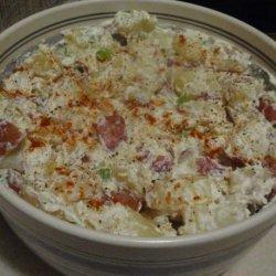 Sally's Red Potato Salad recipe