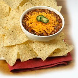 Taco Bean Dip recipe