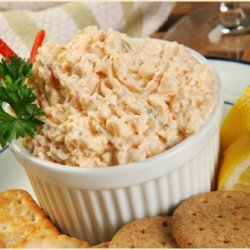 Horseradish Crab Dip recipe