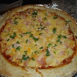 Pub Pizza recipe