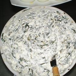 Spinach Dip II recipe