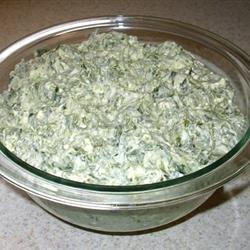 Creamy Spinach Dip recipe