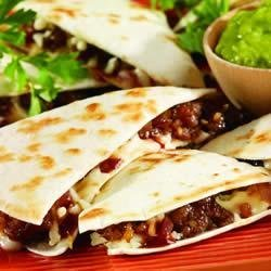BBQ Quesadilla recipe