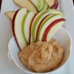 Peanut Butter Apple Dip recipe