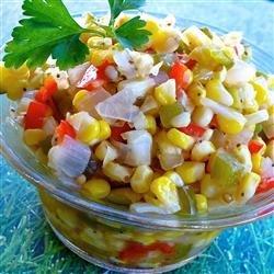 Corn Relish II recipe