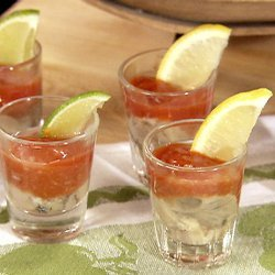 Oyster Shooters recipe