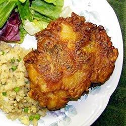 Mochiko Chicken Wings recipe
