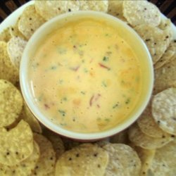 Chili Con Queso Dip I recipe