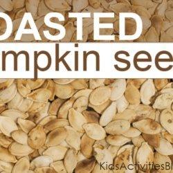 Super Tasty Pumpkin Seeds recipe