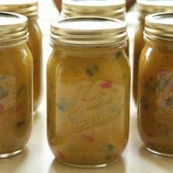 Mustard Pickles recipe