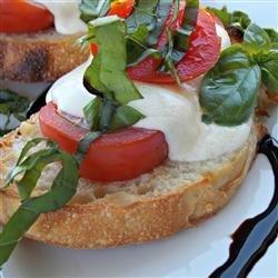 Baked Caprese Salad recipe