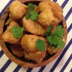 Fried Cauliflower (Egyptian Style) recipe