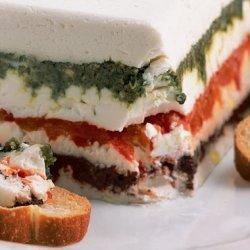 Goat Cheese Torta recipe
