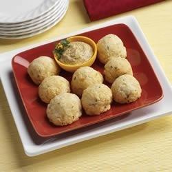 Sauerkraut and Sausage Balls recipe