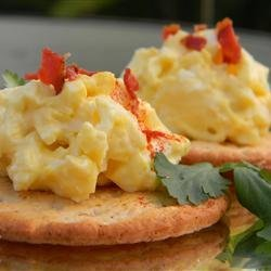 Deviled Egg Dip recipe