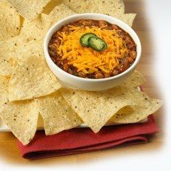 Tasty Taco Bean Dip recipe