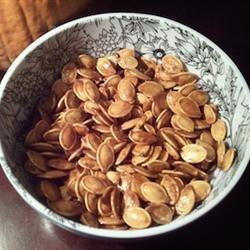 Drunken Pumpkin Seeds recipe