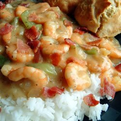 Charleston Shrimp 'n' Gravy recipe