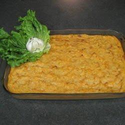 Rosemary Mashed Potatoes and Yams with Garlic and Parmesan recipe