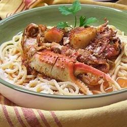 Seafood Cioppino recipe