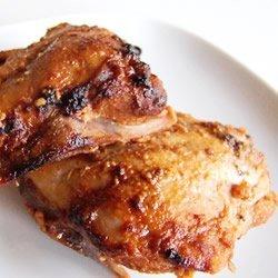 Tandoori Chicken II recipe