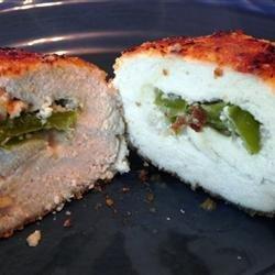 Mexican Chicken Kiev recipe