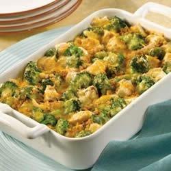 Campbell's Kitchen Chicken Broccoli Divan recipe