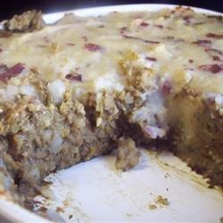 Vegetarian Shepherd's Pie II recipe